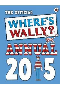 Where S Wally Official Annual 2014
