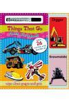 Flash Card Books:Things That Go