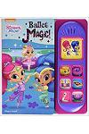 Shimmer and Shine Little Sound Book