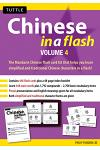 Chinese in a Flash Kit, Volume 4 [With Flash Cards]