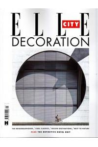 Elle Decoration Cities - UK (issue 2019)