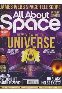 All About Space -UK (1-year)
