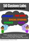 50 Custom Labs: Learning Activities for Kids