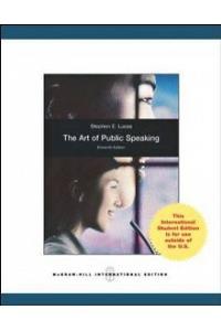 The Art of Public Speaking 11e
