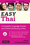 Easy Thai: Learn to Speak Thai Quickly [With CD (Audio)]