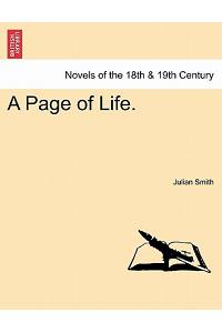 A Page of Life.