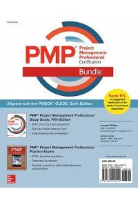 Pmp Project Management Professional Certification Bundle [With CD (Audio)]