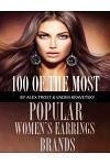 100 of the Most Popular Women's Earrings Brands
