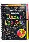 Scratch & Sketch(tm) Under the Sea (Trace Along)