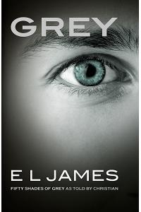 Grey: Fifty Shades of Grey as Told by Christian (UK Version)