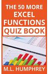 The 50 More Excel Functions Quiz Book