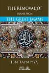 The Removal of Blame from the Great Imams