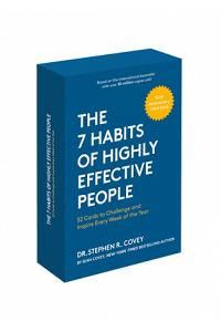 The 7 Habits of Highly Effective People : 30th Anniversary Card Deck