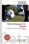 1992-93 Rangers F.C. Season