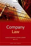 Company Law, 9th Ed.