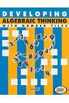 Developing Algebraic Thinking