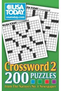 USA Today Crossword 2: 200 Puzzles from the Nations No. 1 Newspaper