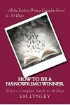 How to Be a NaNoWriMo Winner: A Step-by-Step Plan for Success