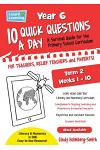 10 Quick Questions a Day Year 6 Term 2