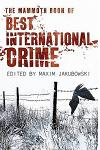 The Mammoth Book Best International Crime :
