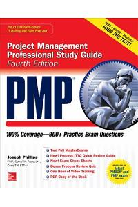 PMP Project Management Professional Study Guide [With CDROM]