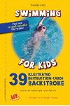 Backstroke - 39 Illustrated Instruction Cards: For Use in and Outside the Water