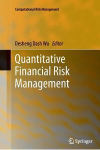 Quantitative Financial Risk Management
