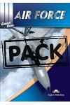 CAREER PATHS AIR FORCE (ESP) STUDENT'S PACK 1 (UK VERSION)