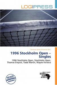 1996 Stockholm Open - Singles