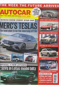 Autocar Weekly - UK (6-month)