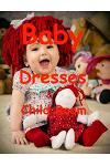 Baby Dresses & Child Room: Winter Dresses for 0-2 Year Old Babies